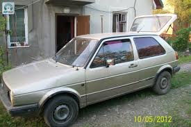 volkswagen golf 1985 купить автомобиль volkswagen golf golf 2 1985 бежевый с пробегом