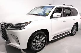 lexus lx 570 used used starfire pearl 2017 lexus lx 570 4wd for sale fremont ca