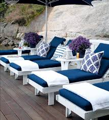 classic blue and white outer spaces pinterest garden patios