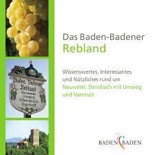 Baden Baden Postleitzahl Das Baden Badener Rebland By Heiner Hauser Issuu