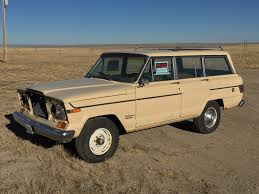wagoneer jeep 2016 wyoming roadside find 1979 jeep wagoneer