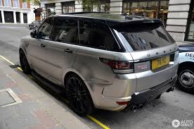 range rover pink and black land rover urban range rover sport rrs 1 august 2016 autogespot