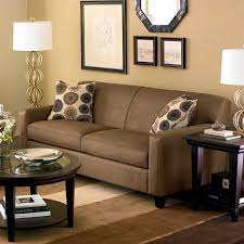 Living Room Decor With Brown Leather Sofa Livingroom Decoration Idea For Living Room With Brown Sofa