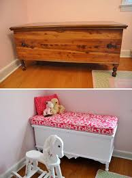 Repurpose Changing Table by 8 Ways To Decorate With Reclaimed Treasures Cushion Source Blog