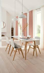 living room scandinavian ready made curtains nordic style