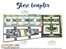 mall of asia floor plan shore 3 residences mall of asia resort condo pasay smdc