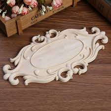 compare prices on wood decorative appliques online shopping buy