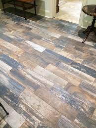 Ceramic Tile Kitchen Floor by Top 25 Best Porcelain Wood Tile Ideas On Pinterest Porcelain