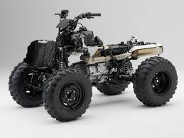 honda fourtrax rancher brief about model