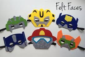 Rescue Bots Favors by Rescue Bots Masks Rescue Bots Favors Rescue Bots