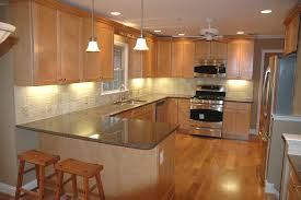 Light Maple Kitchen Cabinets Photo Gallery Best In NC Kitchen - Light colored kitchen cabinets