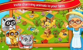 farm town lovely pet on farm android apps on google play