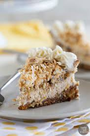 carrot cake cheesecake taste and tell