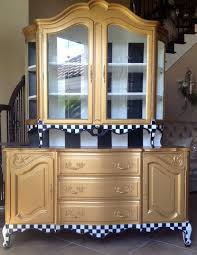 Best METALLIC PAINT Images On Pinterest Painted Furniture - French home furniture