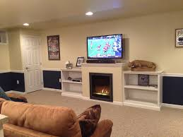 furniture fabulous media center with fireplace construction
