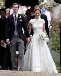 see what everyone wore to pippa middleton u0027s almost royal wedding