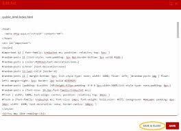 Text Decoration Html How To Add Refreshable Random Post Widget In Blogger 101helper