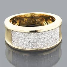 gold wedding bands for men the expensive men wedding rings with diamonds rikof