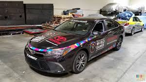 wrapped cars car wraps