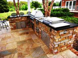 Prefab Outdoor Kitchen Grill Islands by Master Forge Outdoor Kitchen Image Of Wonderful Rustic Outdoor