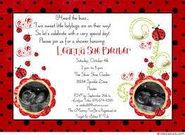 ladybug baby shower ladybug baby shower invitations style photos