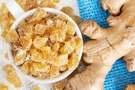 le gingembre en cuisine recette gingembre confit maison