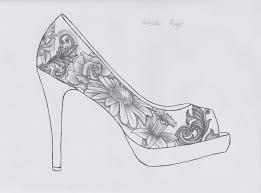 wedding shoes queensland tattoo inspired wedding vendor feature