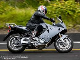 bmw f motorcycle 2007 bmw f800st ride motorcycle usa
