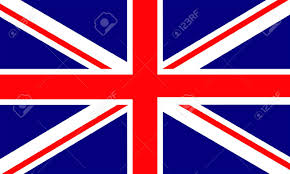 Flag Graphics United Kingdom Of Great Britain Flag Royalty Free Cliparts