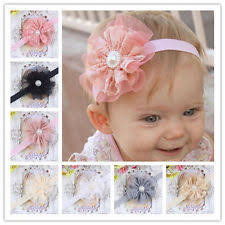 how to make baby hair bands lace baby headbands ebay
