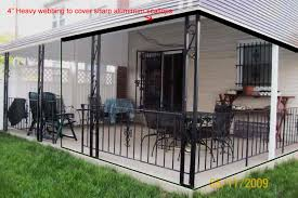 Diy Awnings For Decks Awning Screens U0026 Tent Screens