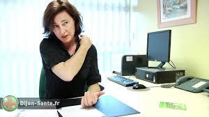 bonne position au bureau médecine du travail trouver la bonne position au bureau