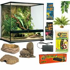 reptile cages u0026 glass terrarium kits perfect for all reptiles