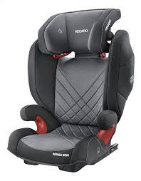 siege auto monza recaro recaro siège auto monza 2 seatfix groupe 2 3 carbon black