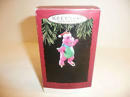 buy barney the purple dinosaur hallmark ornament 1994