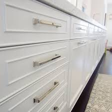 Best Contemporary Pulls Images On Pinterest Cabinet Hardware - Hardware kitchen cabinet handles