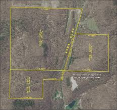 Avon Ohio Map Auctions 103 Acres Wooded Land Carroll Co Salineville Ohio