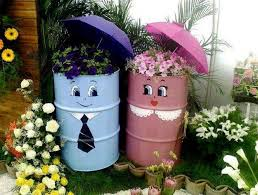 Garden Containers Ideas - unique garden planters containers ideas home inspirations