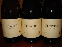 flowers wine dan s cellar sips flowers winery tastelive from the sonoma coast