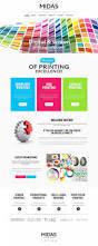 digital printing website template with creative design motocms