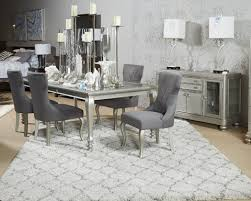silver dining room silver dining room sets for nifty signature design by ashley
