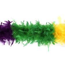 mardi gras feather boas chandelle boas sectional color mardigras mix