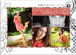 senior announcements keitha malone photography call for proof options pricing
