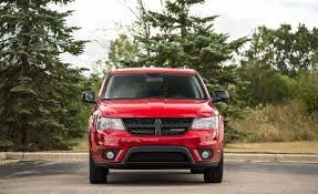 Dodge Journey Srt - 2017 dodge journey in depth model review car and driver