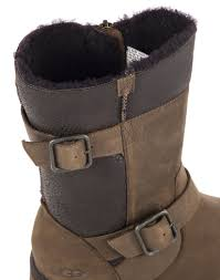 s oregon ugg boots ugg s oregon zip up boots stout country attire
