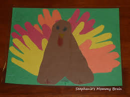 turkey placemats s brain kids n foot turkey placemat for