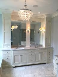 design ideas bathroom bathroom chandeliers ideas captivating small bathroom chandelier