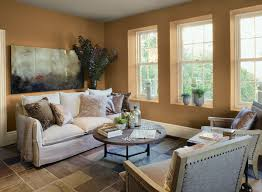 living room in benjamin orange paint color scheme paint