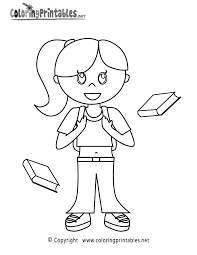 coloring pages to print new printable girls glum me