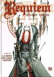 the arch deviant requiem chevalier vampire tome 8